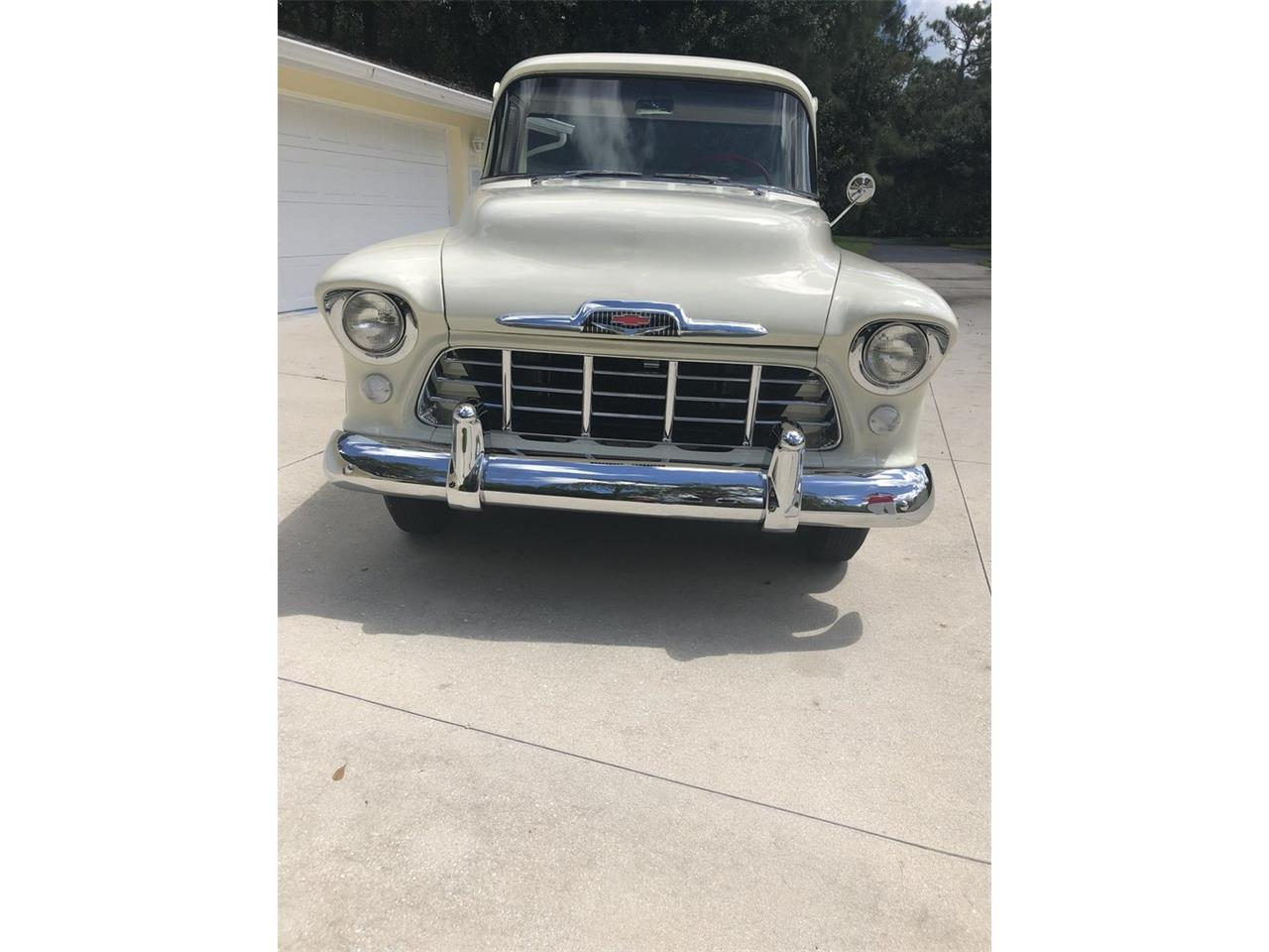 Large Picture of Classic 1956 Chevrolet Cameo Offered by Premier Auction Group - OIO5