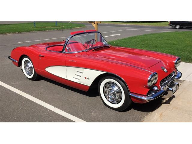 Picture of 1959 Corvette located in Punta Gorda Florida Auction Vehicle - OIOD