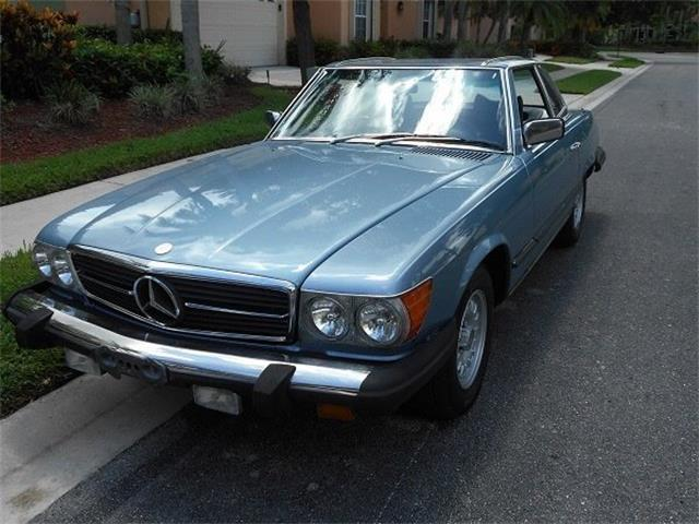 Picture of '78 450SL - OIOM