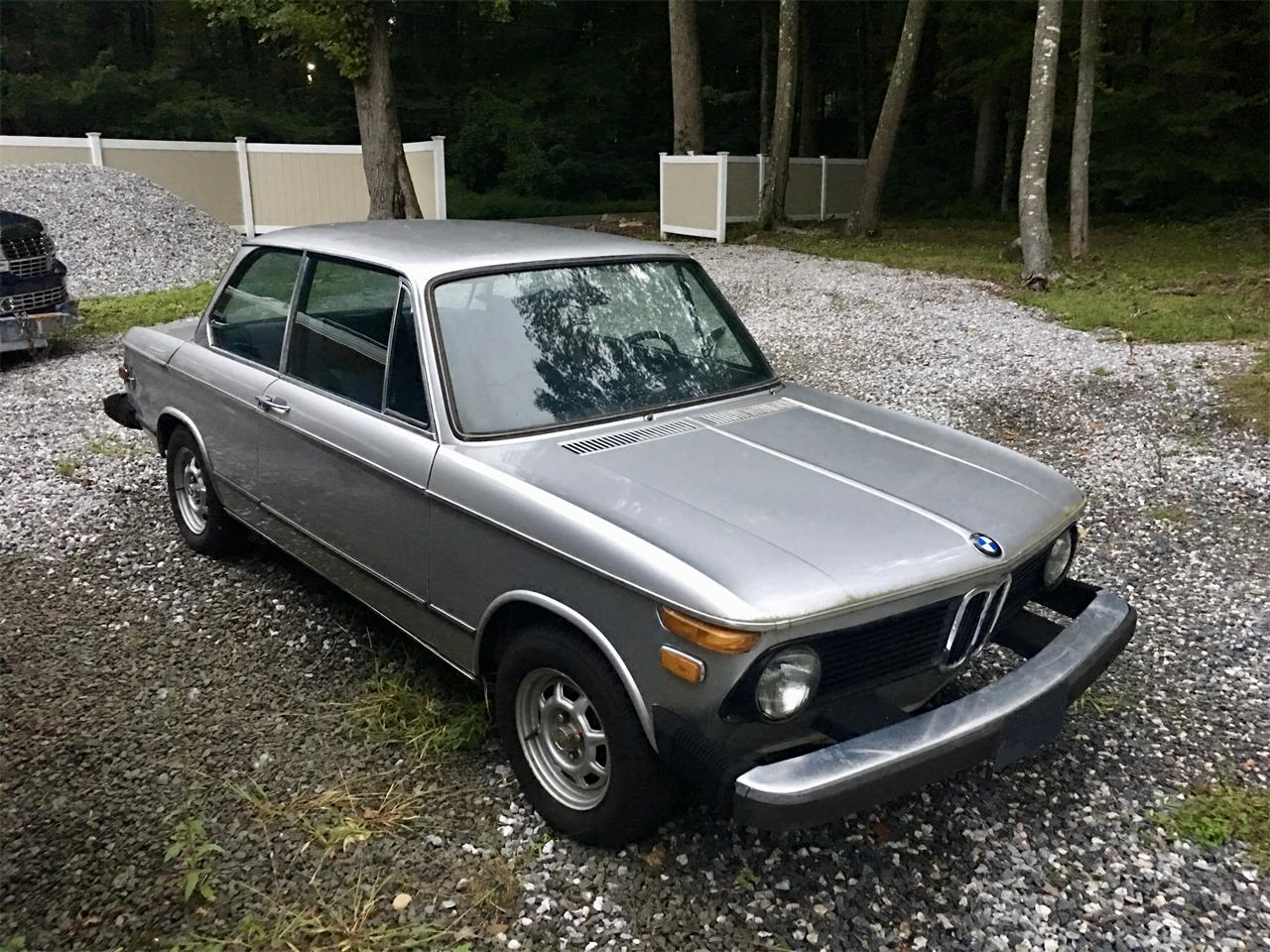 Bmw 2002 For Sale >> 1976 Bmw 2002 For Sale Classiccars Com Cc 1143972