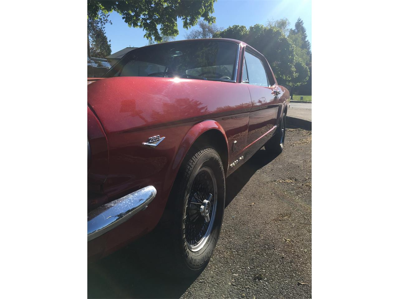 Large Picture of '65 Mustang GT - OIP2