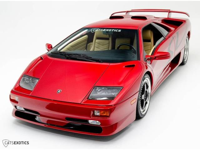 Picture of 1999 Lamborghini Diablo located in Seattle Washington - $310,000.00 - OFXQ