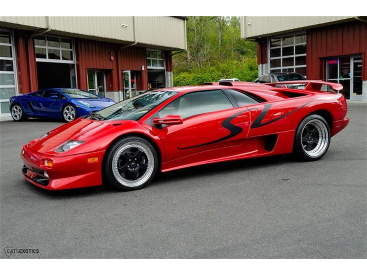 Large Picture Of 99 Lamborghini Diablo Offered By Cats Exotics