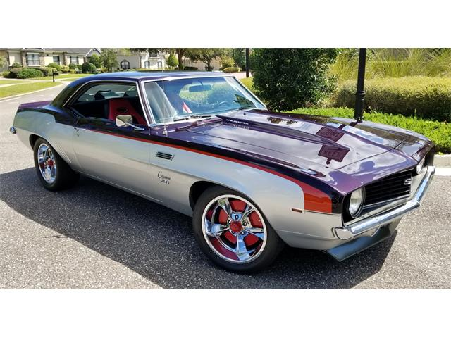Picture of Classic '69 Camaro SS located in Florida Offered by a Private Seller - OIPO