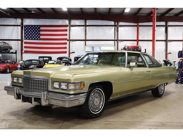 Picture of '76 Coupe DeVille - OFNS
