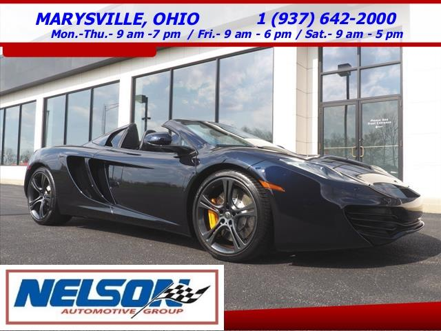 Picture of '13 McLaren MP4-12C located in Ohio - $129,999.00 Offered by  - OFXS