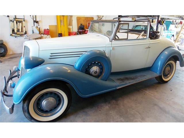 Picture of Classic '35 Buick 46C located in Arizona - $42,000.00 - OIPU