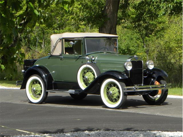 Picture of Classic '30 Model A located in Volo Illinois - $27,998.00 Offered by  - OIQ8