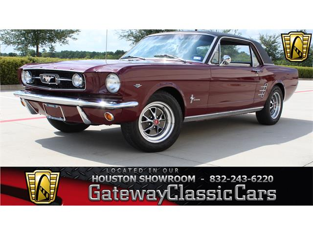 Picture of Classic 1966 Ford Mustang - $32,595.00 - OIQH