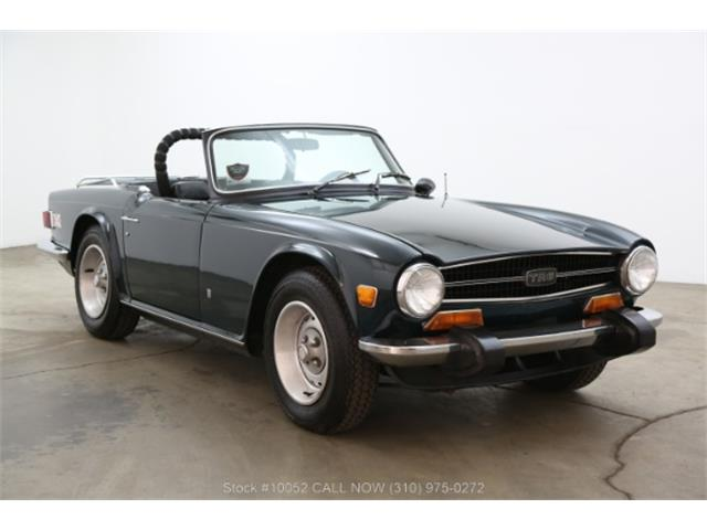 Picture of '74 TR6 - OIQI