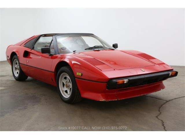 Picture of 1981 Ferrari 308 GTSI located in Beverly Hills California - $32,500.00 Offered by  - OIQJ