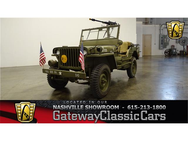 Picture of '45 Willys - $26,995.00 Offered by  - OIQP