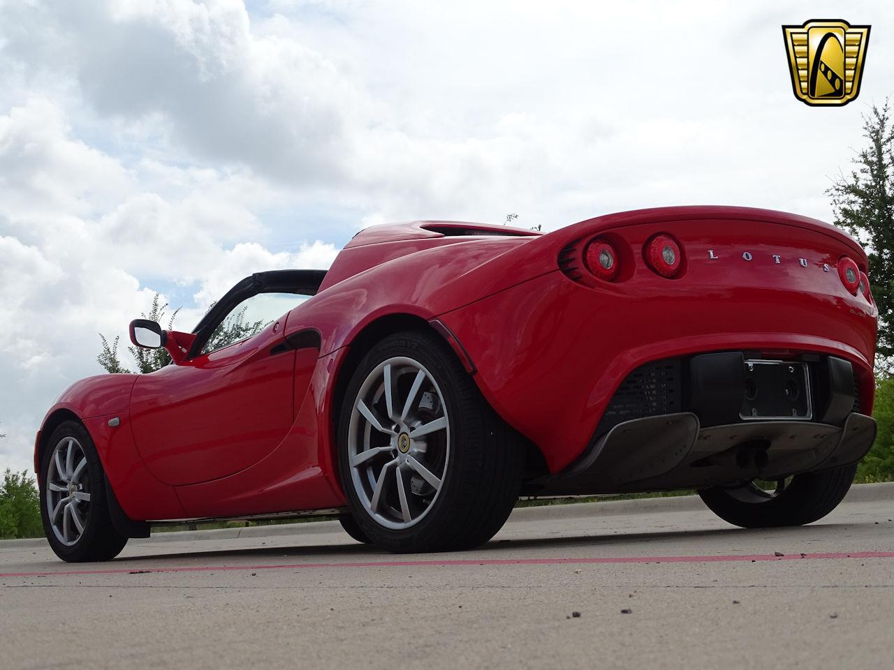 Large Picture Of 09 Lotus Elise 39 995 00 Offered By Gateway Clic Cars Dallas