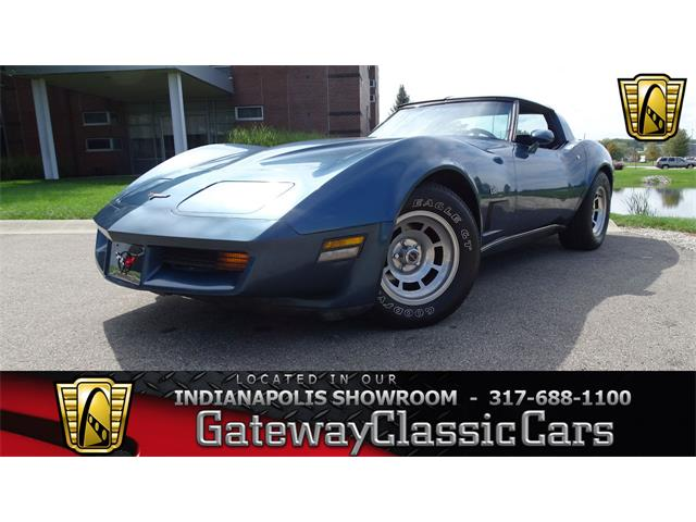 Picture of 1980 Chevrolet Corvette located in Indiana Offered by  - OIRC