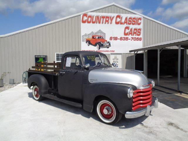 Picture of '52 Pickup - OIRV