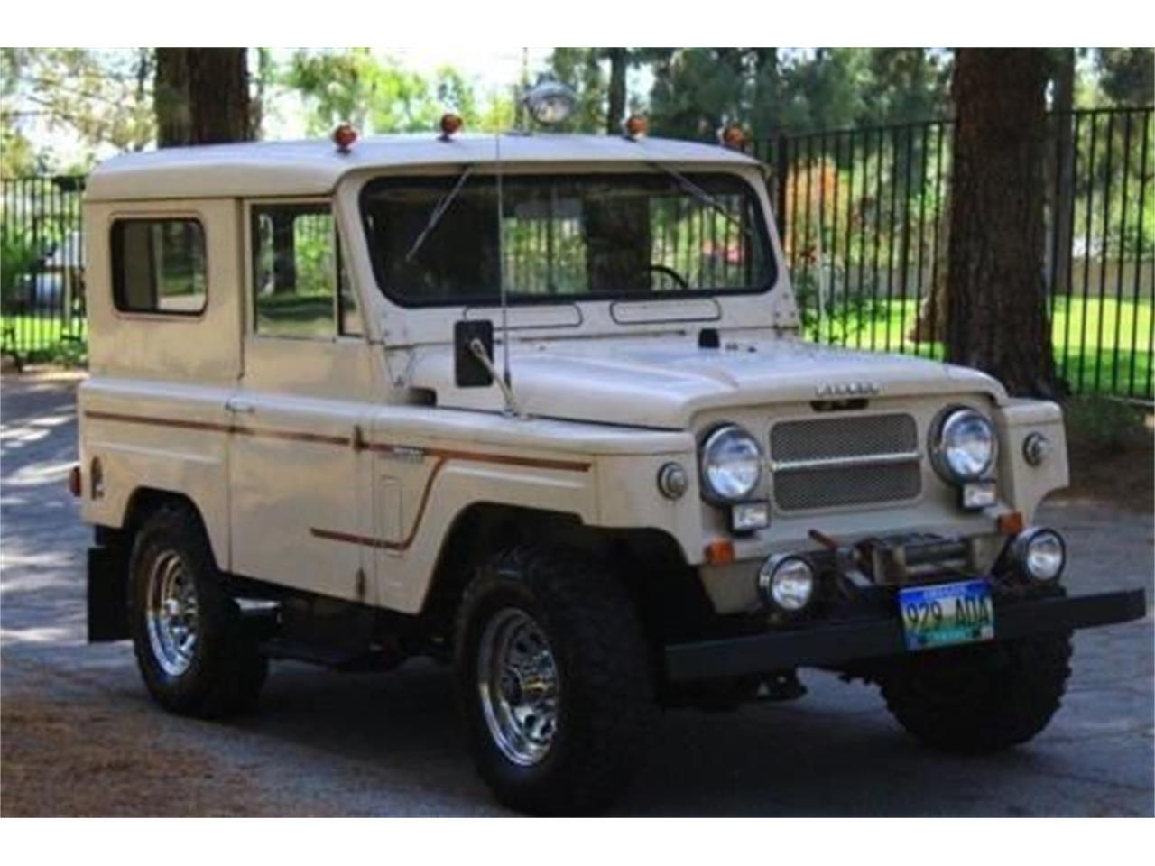 1969 nissan patrol for sale cc 1144079. Black Bedroom Furniture Sets. Home Design Ideas