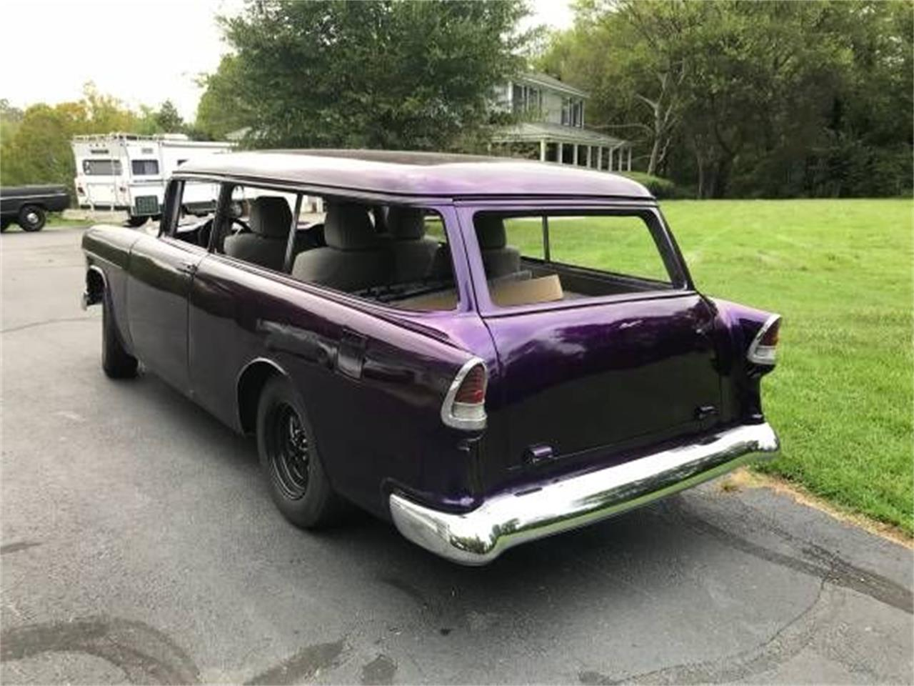 Large Picture of '55 Station Wagon - OIS1