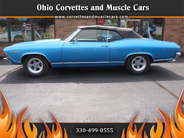 Picture of '69 Chevrolet Chevelle located in North Canton Ohio - OIS9