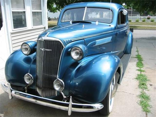 Picture of '37 Coupe - OISJ