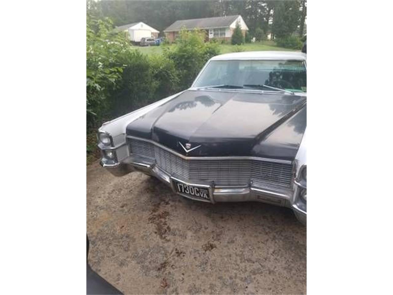 Large Picture of '65 Coupe DeVille - OISL