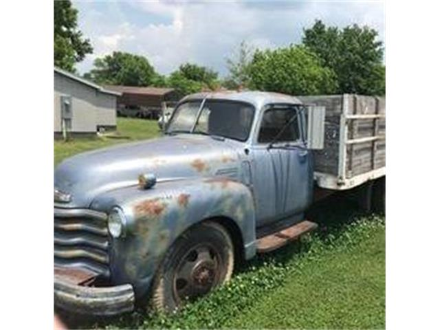 Picture of 1949 Chevrolet 6400 located in Cadillac Michigan - OISZ