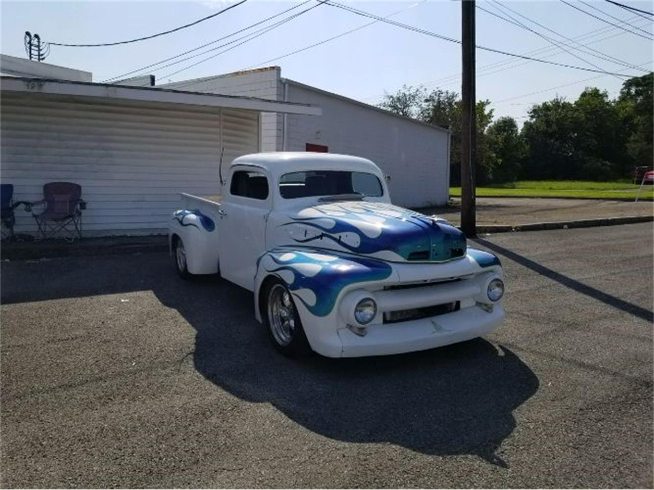 Large Picture of '52 Ford F1 located in Cadillac Michigan - $25,995.00 Offered by Classic Car Deals - OIT5