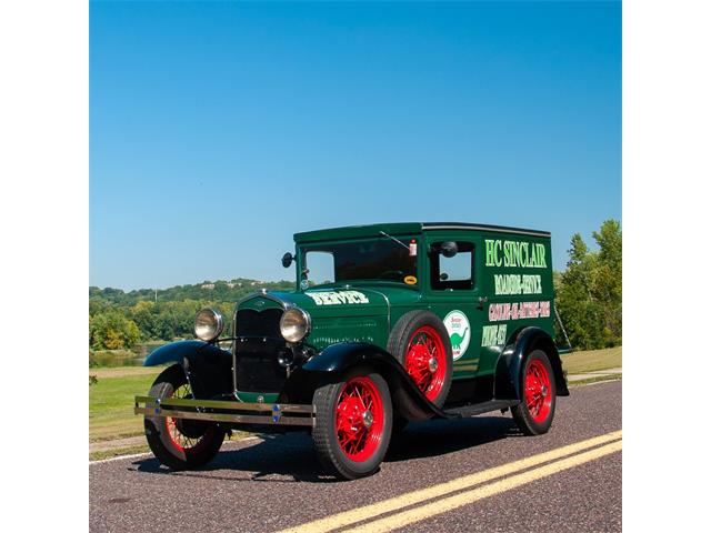 """Picture of '31 """"Sinclair Service"""" Model A - OITH"""