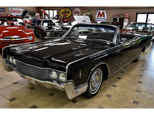 Picture of '66 Continental - OITN
