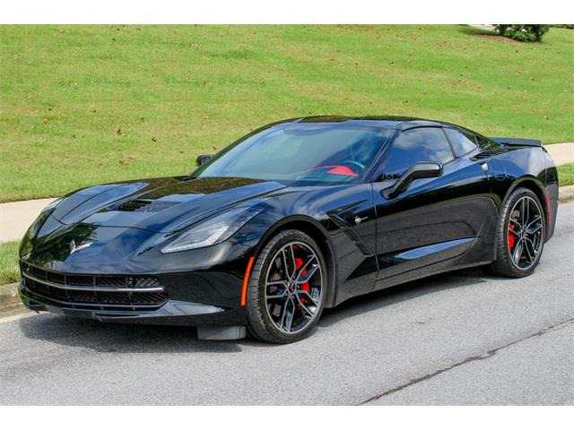 Picture of 2016 Chevrolet Corvette located in Rockville Maryland - OITQ