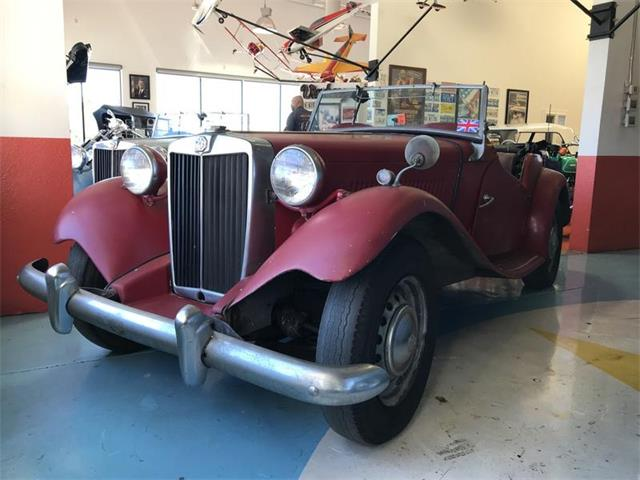 Picture of '52 MG TD - $9,800.00 - OITV