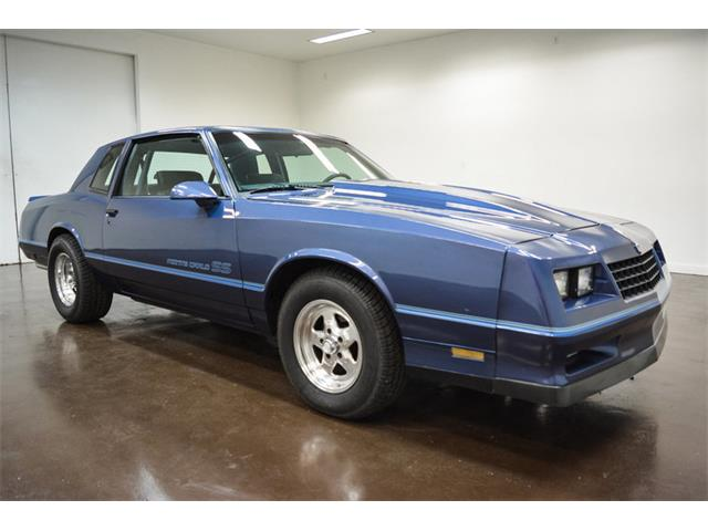 Picture of '87 Monte Carlo located in Sherman Texas - OITZ