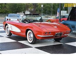 Picture of 1961 Corvette located in Springfield Ohio - OIUF