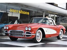 Picture of Classic '61 Corvette Offered by Mershon's - OIUF