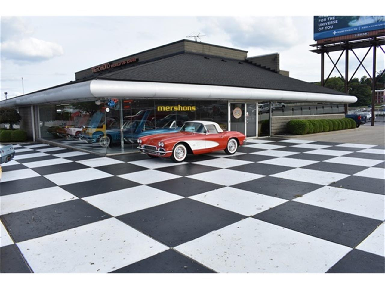Large Picture of '61 Chevrolet Corvette - $49,900.00 Offered by Mershon's - OIUF