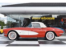 Picture of '61 Chevrolet Corvette located in Springfield Ohio Offered by Mershon's - OIUF