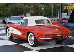 Picture of 1961 Chevrolet Corvette - $49,900.00 Offered by Mershon's - OIUF