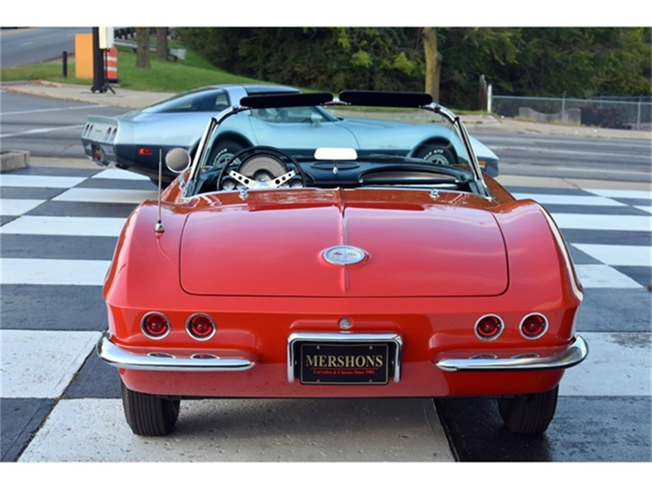 Large Picture of '61 Corvette located in Springfield Ohio Offered by Mershon's - OIUF