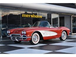 Picture of Classic 1961 Corvette - OIUF