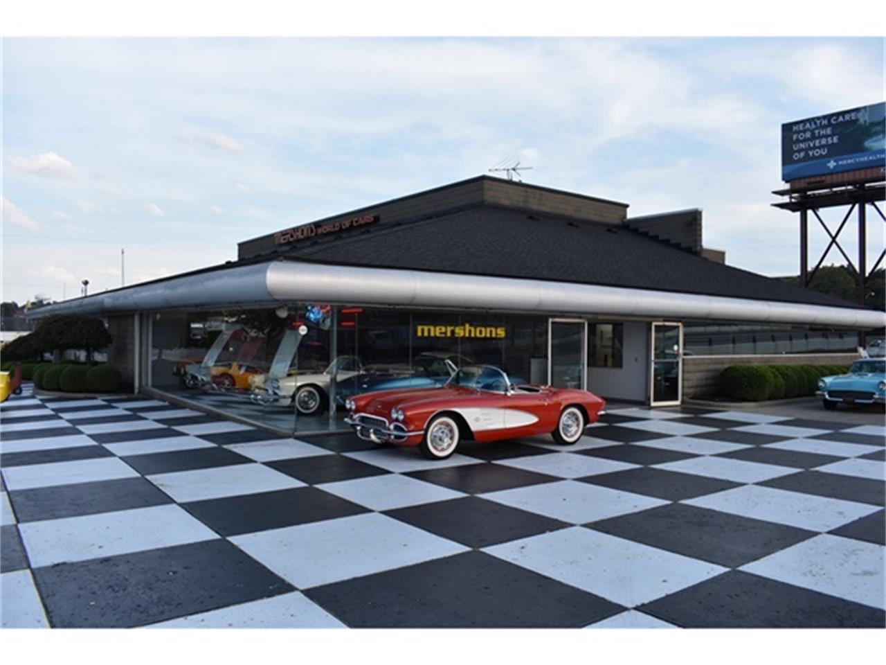 Large Picture of Classic '61 Corvette located in Springfield Ohio - $49,900.00 - OIUF