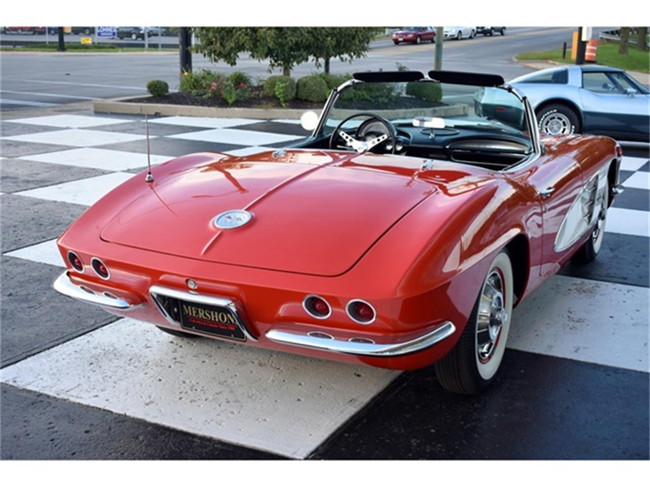 Large Picture of Classic '61 Chevrolet Corvette - $49,900.00 Offered by Mershon's - OIUF