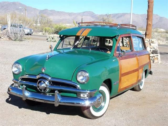 Picture of '50 Woody Wagon - OIUU