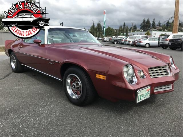 Picture of '78 Chevrolet Camaro located in Washington Offered by  - OIVC