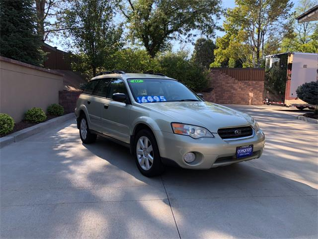 Picture of '07 Outback - OFYF