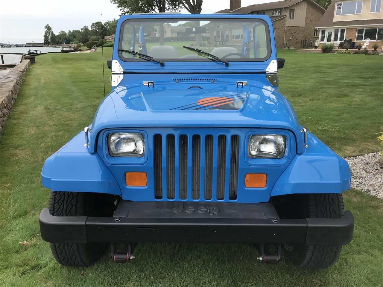Large Picture of '90 Wrangler - OIWG