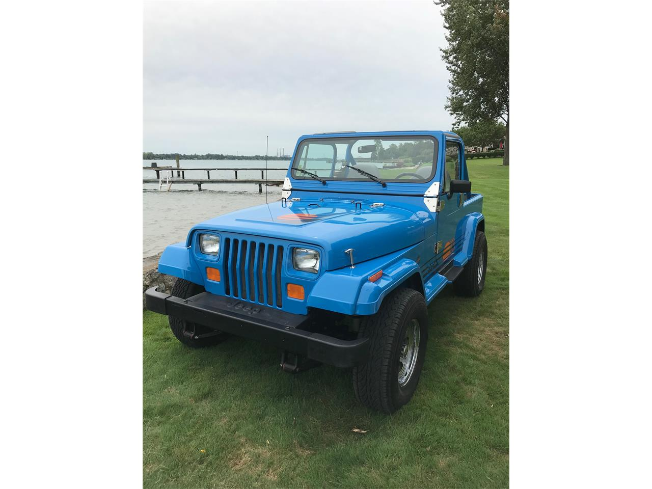 For Sale: 1990 Jeep Wrangler in St  Clair, Michigan