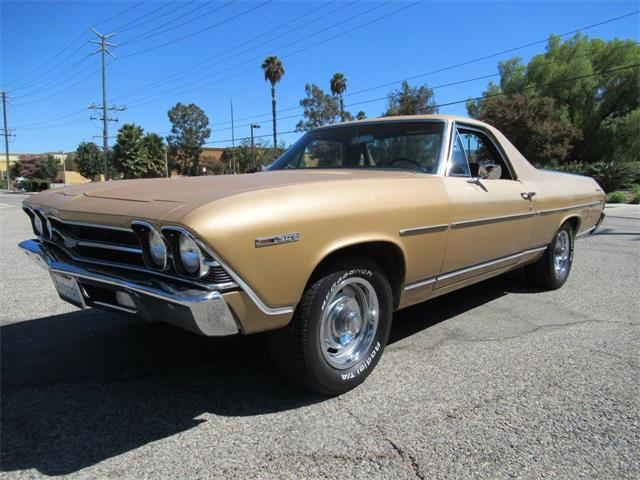 Picture of '69 Chevrolet El Camino located in California - $9,950.00 - OIWP