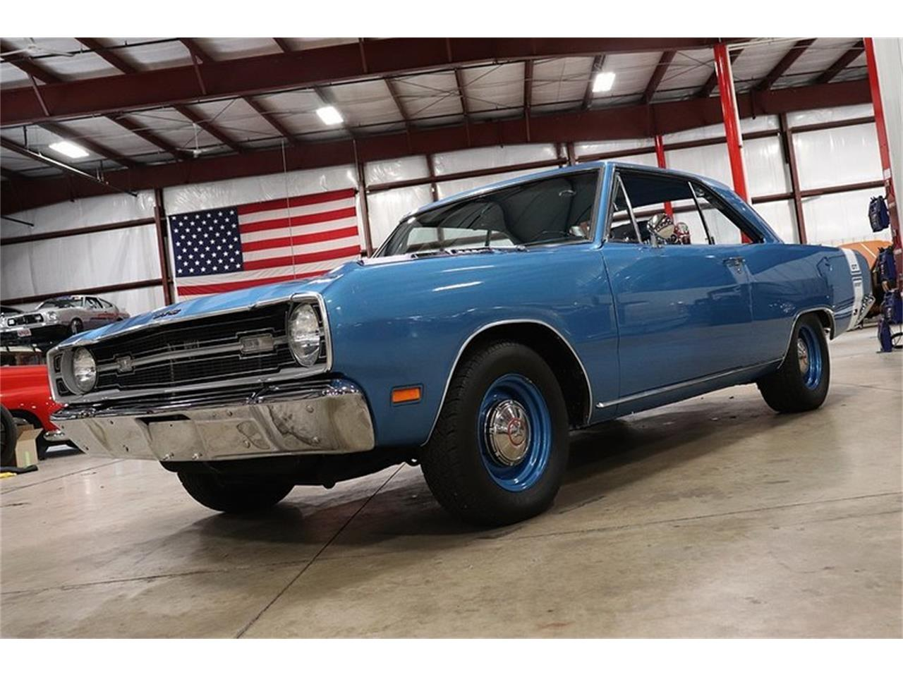 Large Picture of '69 Dart GTS - OIWZ