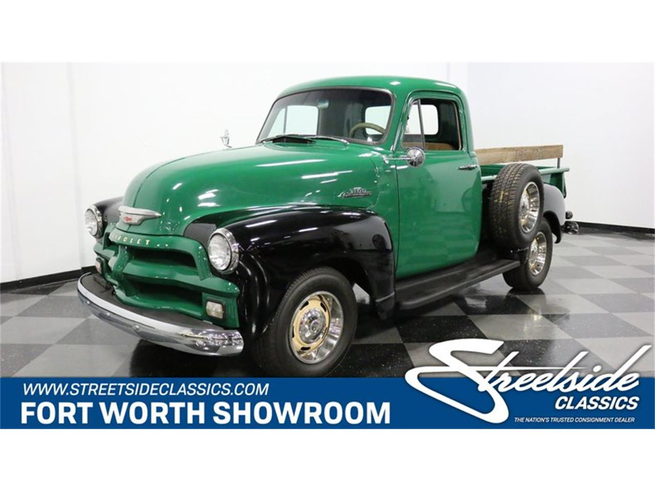 For Sale 1954 Chevrolet 3100 In Ft Worth Texas