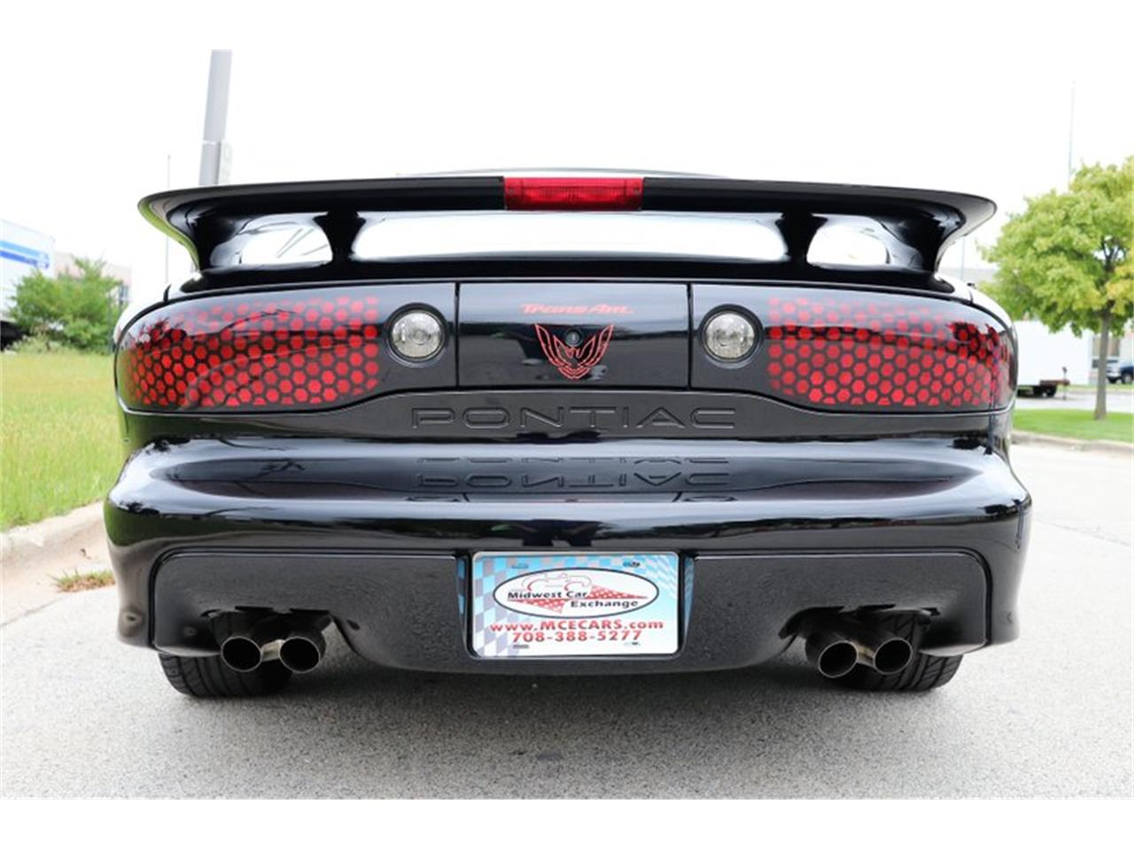Large Picture of '98 Firebird Trans Am located in Alsip Illinois Offered by Midwest Car Exchange - OIXQ