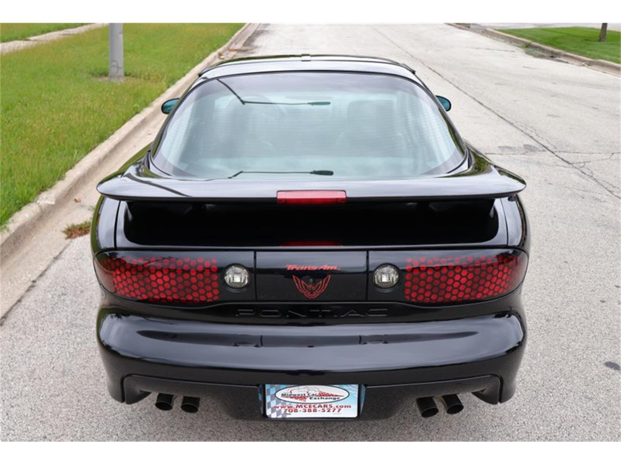 Large Picture of '98 Pontiac Firebird Trans Am located in Alsip Illinois - $16,900.00 Offered by Midwest Car Exchange - OIXQ